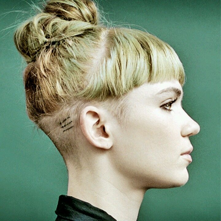 med to haircuts best 25 undercut ideas on undercut 4999