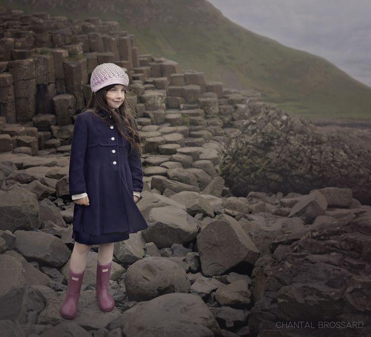 La Chaussée des Géants, Irlande #GiantCauseway  - Par Chantal Brossard