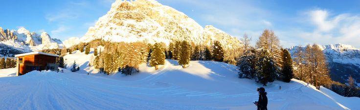 Rifugio Juac - Snow Experience Huttentocht in Italië (Dolomieten).