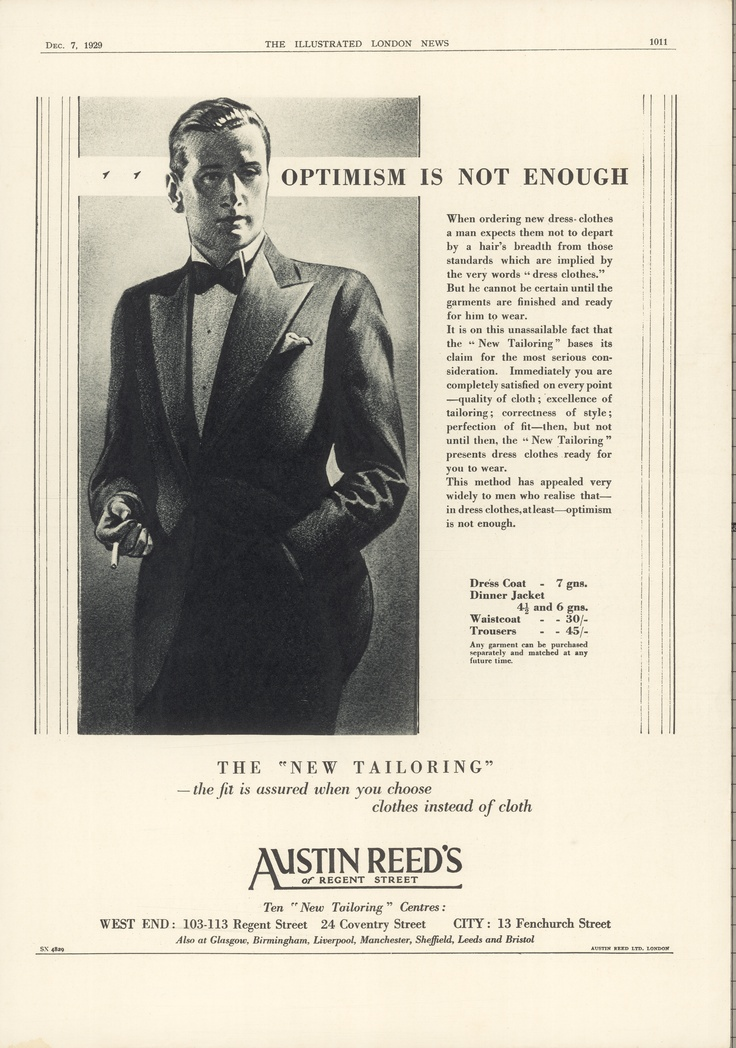 30 Austin Reed Heritage Ideas Austin Reed Vintage Advertisements Heritage