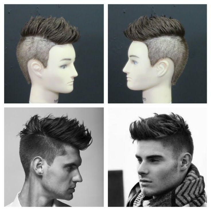 Best Haircuts Fit Bryce Images On Pinterest - Zayn malik hairstyle tutorial step by step