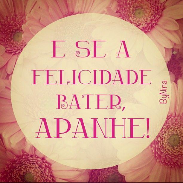 "@instabynina's photo: ""#felicidade #instabynina"""