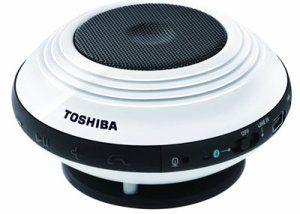 Toshiba altavoz inalámbrico portátil por solo $14.99