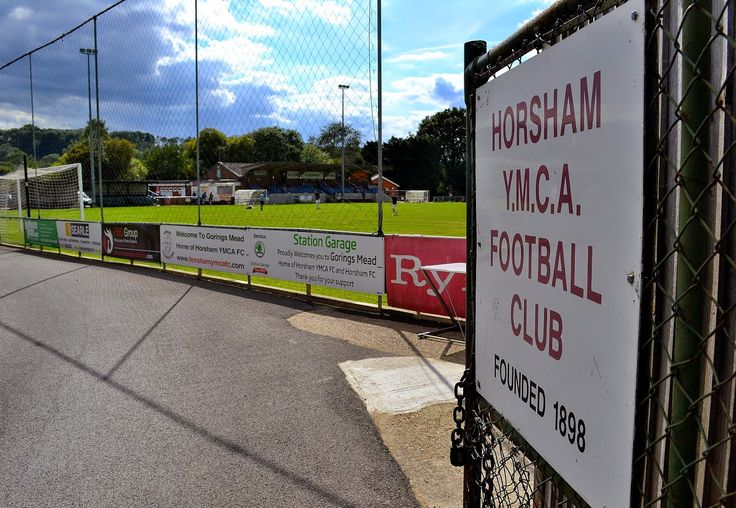 Hopping Around Hampshire: Horsham YMCA v Alton Town