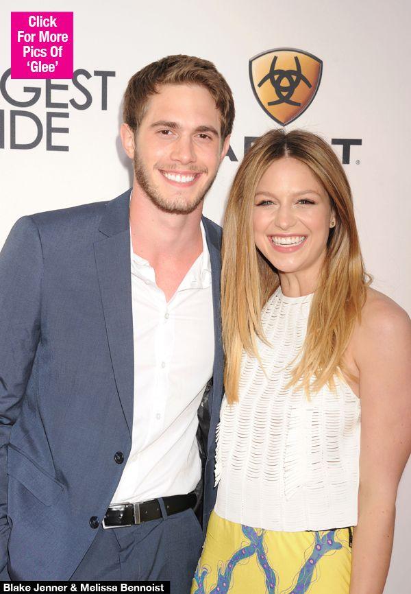 Blake Jenner On 'Supergirl' — Melissa Benoist's Husband To Play Her Love Interest - Hollywood Life