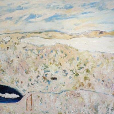 Spalding - Kosciusko, Oil on Linen 1370x1980mm $7000 Stanley Street Gallery