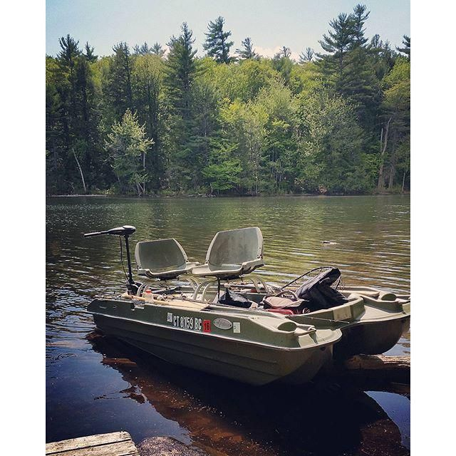 Thanks to Mitch for sharing this #fishing pic of his Pelican boat: https://instagram.com/p/824rvVGYho/  @visitmaine