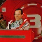 Pin Still of Bill Paxton and Lex Shrapnel in Thunderbirds (2004) Poster