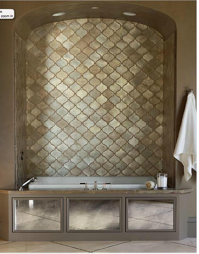 Features walker zanger tile bathrooms pinterest for Walker zanger