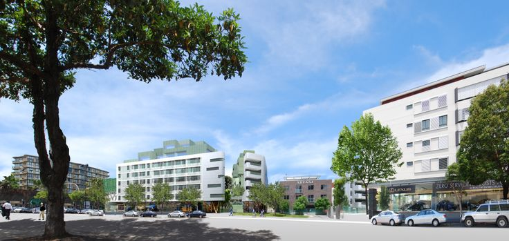 Suttons Residential Redevelopment, Rushcutters Bay