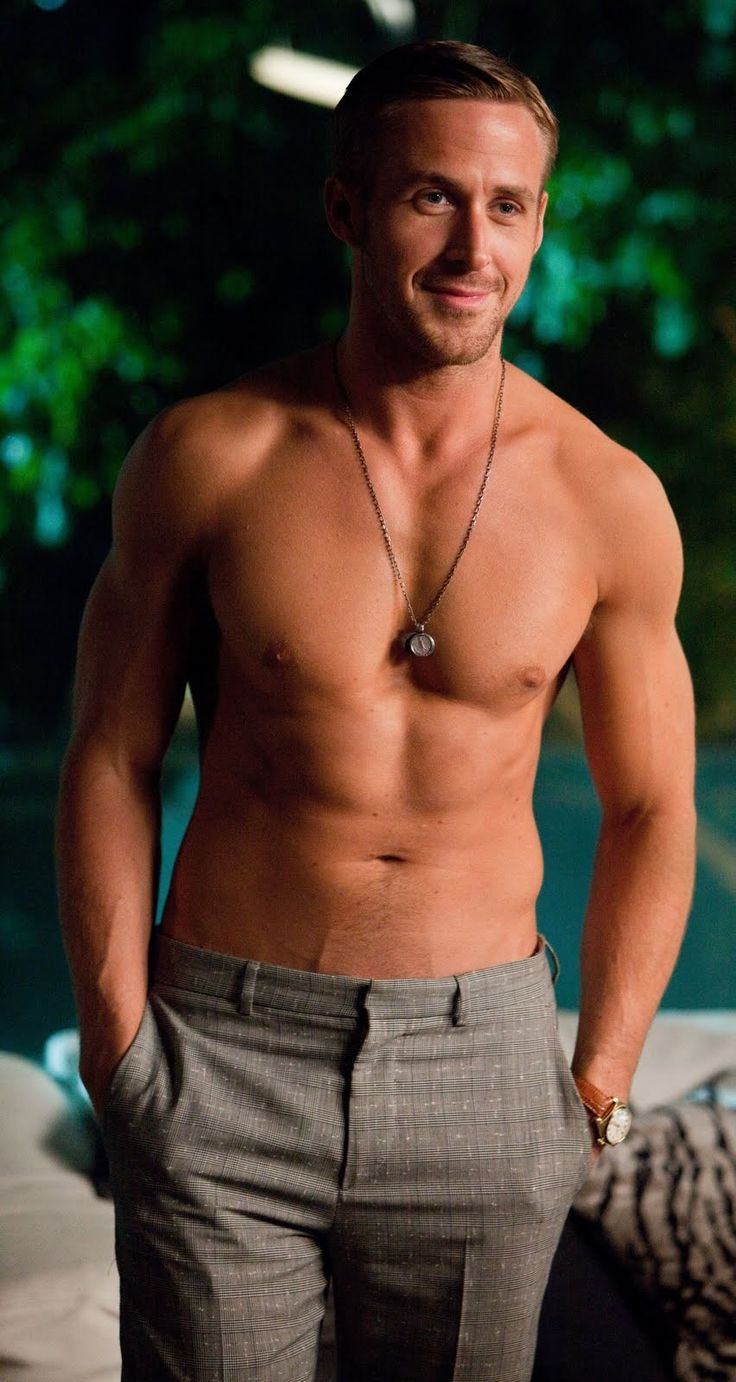 Ryan Gosling...absolute perfection.