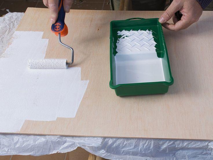 94 best ideas para pintar y decorar paredes y muebles - Ideas para pintar paredes ...