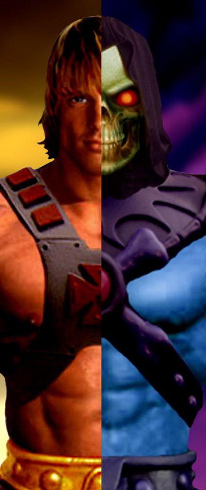 He-Man X Esqueleto