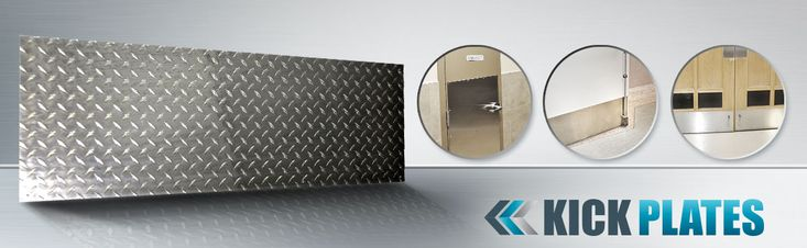 what should be the dimensions of the #StainlessKickPlate?