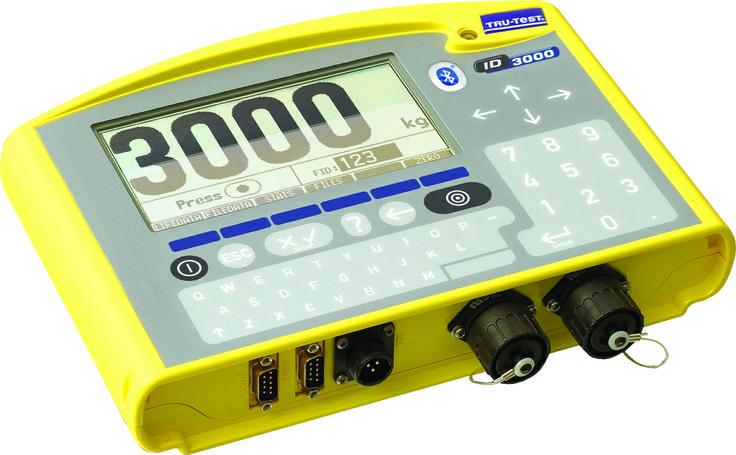 Tru-Test ID3000 Electronic Weigh Scale Indicator (Bluetooth)