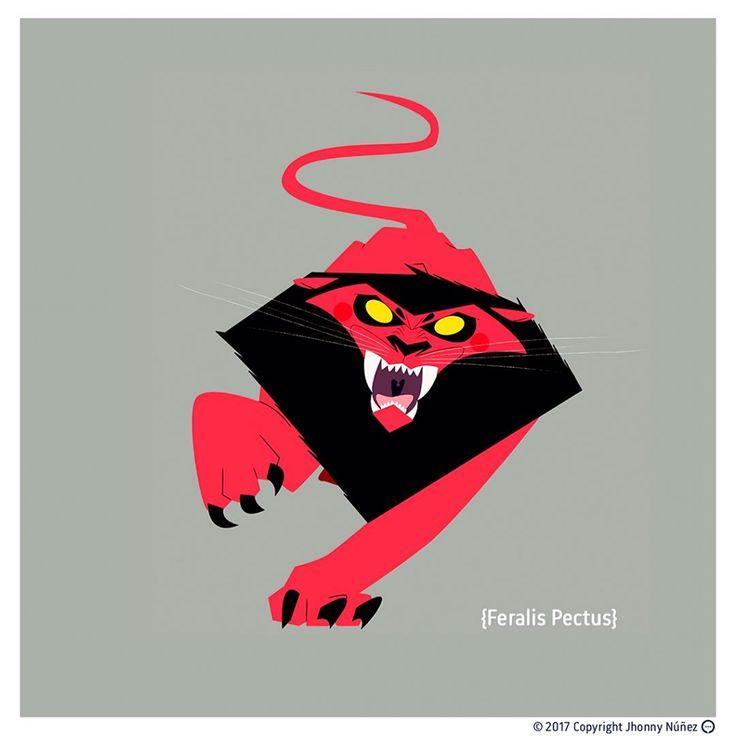 Feralis Pectus a.k.a El Leon de Nemea, será otra de las bestias que aparecerán en mi libro! 🦁 #JhonnyNúñez #Illustration #illustrussia #Ilustración #Adobe #Wacom #Simplycooldesign #illustreak #TuesdayTakeover #gfxmod #graphicdesigncentral #brutsubmission #eyeondesign #picame #illustrationhowl #supplyanddesign #creativesnackl #TPOD #moreillustrations #sketch_dailies #moreillustrations #vsco #vscocam #sketch #coceptart #mitology