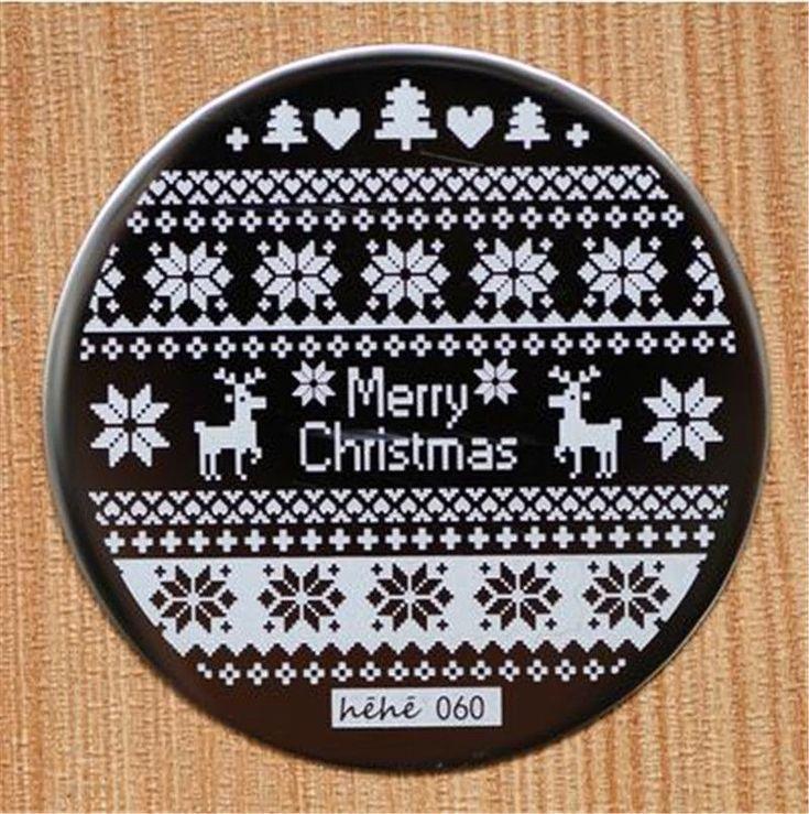#weihnachten #edelstahl #stamping #template #stempel –