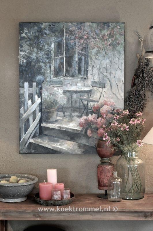 Meer dan 1000 idee n over buiten wanddecoraties op pinterest wanddecoraties buiten en buitenmuren - Interieur van een veranda ...
