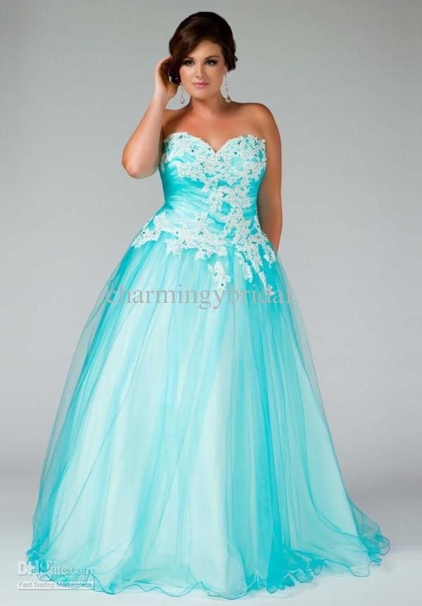 49 best Prom dresses images on Pinterest | Plus size prom dresses ...