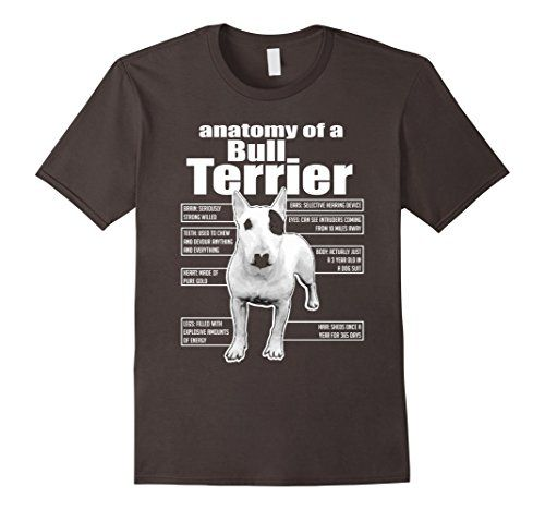 ANATOMY OF A BULL TERRIER T-SHIRTS || FUNNY BULL TERRIER TEE:   ANATOMY OF A BULL TERRIER T-SHIRTS || FUNNY BULL TERRIER SHIRTS - This shirt makes Cute Gift for Bull Terrier Lovers. bull terrier dog, bull terrier shirts, bull terrier tees, bull terrier hoodies, bull terrier sweater, bull terrier clothes, bull terrier clothing, bull terrier lovers, i love bull terrier, bull terrier makes my happy, protected by a bull terrier, bull terrier rescue, bull terrier puppies, bull terrier for s...