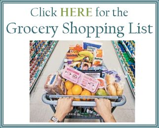 Grocery Shopping List; Print, Highlight, Shop, Save. - Broken down by section. With space for noting the week's dinners and any coupons you want Walmart to match price of. (Walmart guarantees to match prices of stores, this includes groceries)