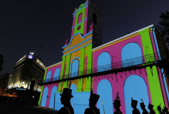Mapping en Argentina