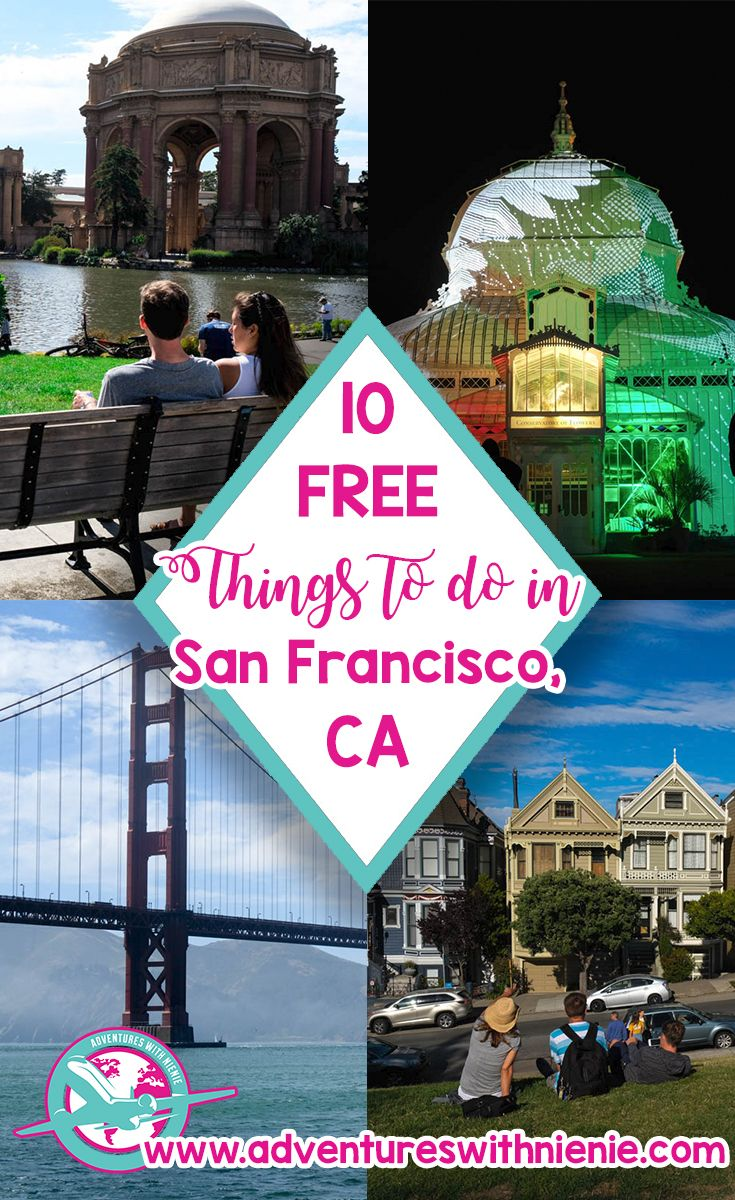Top 10 Things to do in SF
