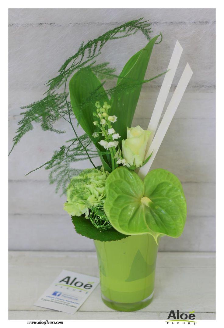 Bouquet Compositions De Muguets Aloefleurs.com  1