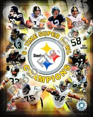 6 Time Champions!
