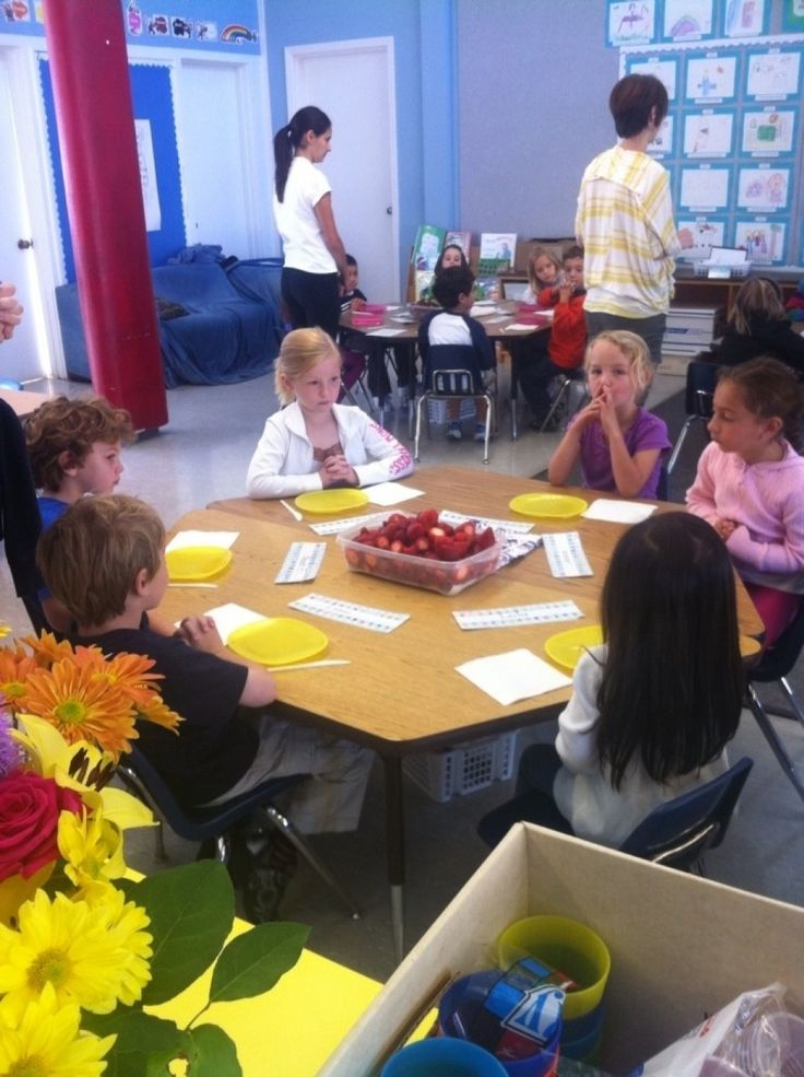 How to Make a Friendship Salad: Lesson Plan for Elementary School