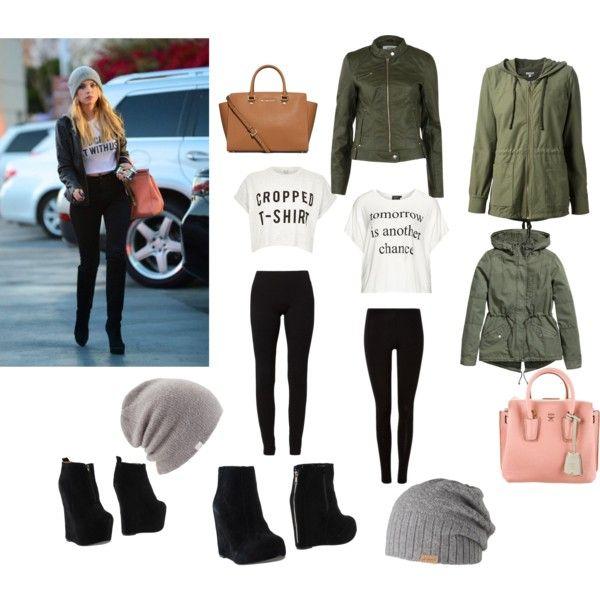 Things like clothes Ashley Benson