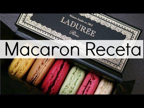Como hacer MACARONS en casa - Le Cordon Bleu | Alba Badell - YouTube