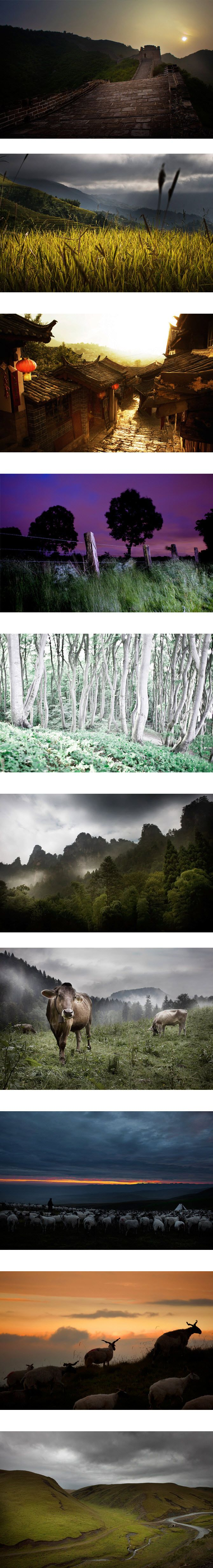 Landscape Photography by Florian Ritter