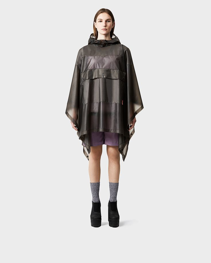 Original Clear Poncho | Official Hunter Boots Site