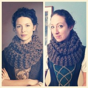 """And since you can't keep a good knitter down, many have found ways to replicate the knitwear on their own.   The Knitwear On """"Outlander"""" Is Possibly The Best Part Of The Show"""