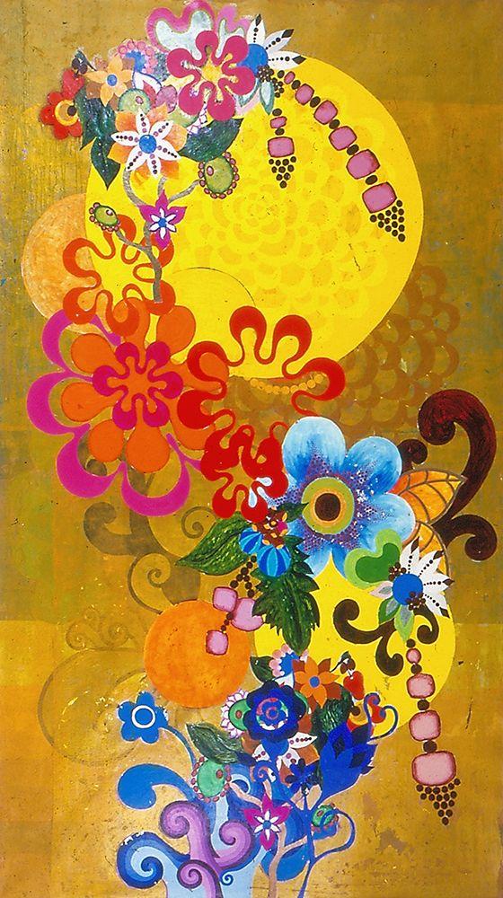 39 best artists - Beatriz Milhazes images on Pinterest ...