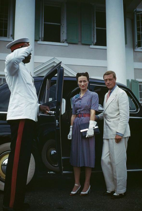 Duke of Windsor Homes | duke of windsor, abdicated, exiled, wallis simpson, marriage, american ...