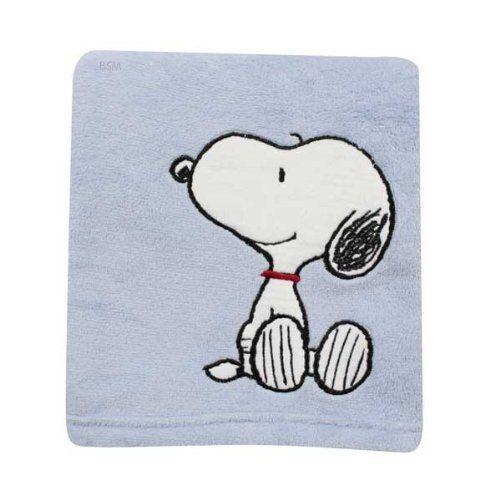 Bedtime Originals Hip Hop Snoopy Blanket Just $13.14!