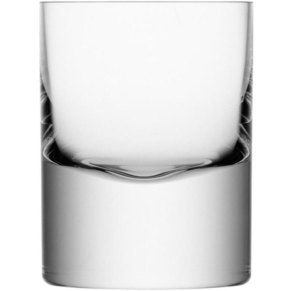LSA International Boris Tumblers - Set of 2 ($39) ❤ liked on Polyvore featuring home, kitchen & dining, drinkware, clear, lsa international, glass tumbler, glass tumbler set and glass drinkware