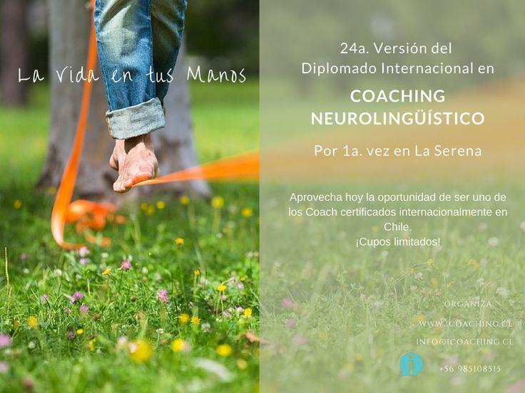 Certificación Internacional Coaching Neurolingüístico La Serena 2016
