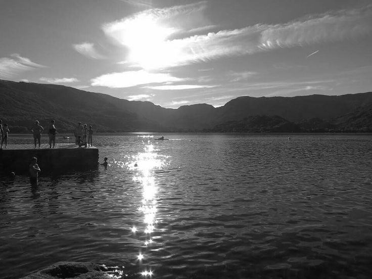 Sanabria Lake. Sanabria, Spain
