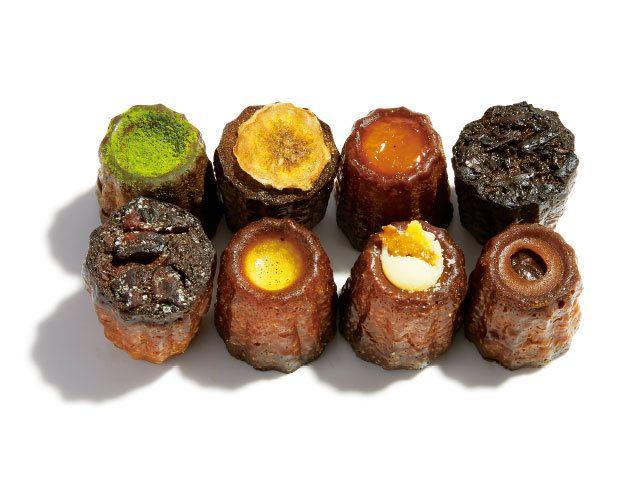 【ELLE】ジャポンな味わいが見事にマッチ。「カヌレ堂 カヌレ ドゥ ジャポン」のカヌレ |贈って贈られてうれしい、おいしい手土産図鑑|エル・オンライン