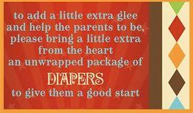diaper raffle poem | Diaper Poem