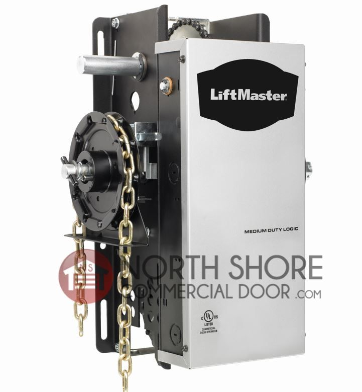Liftmaster MH 5011U Commercial Garage Door Opener Medium-Duty Hoist Operator
