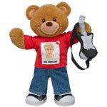 I Love One Direction Bear with Niall T-Shirt