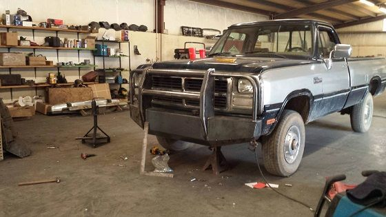 1st Gen Bumpers Now Available Dodge Diesel Truck Resource Forums