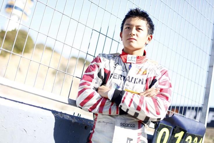 Rio Haryanto GP2 Sepang Malaysia