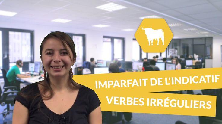 L'imparfait de l'indicatif - verbes irréguliers - Espagnol
