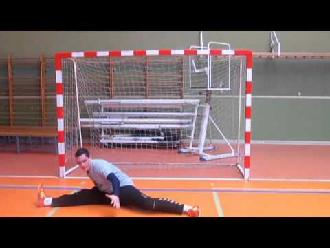 Handball Goalkeeper Training