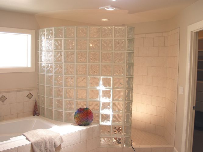Hawaii Glass Block - Glass Block Shower, Glass Block Showers, Glass Block Shower Kits, Pittsburgh Corning Glass Block Showers, Pittsburgh Corning Glass Block Shower Kits, Glass Block Photos, Glass Block Shower Pictures, Glass Block Shower Photos